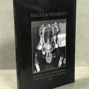 Malta to Wembley Book