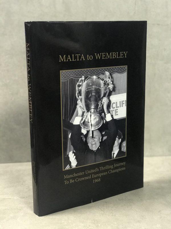 Malta to Wembley Book