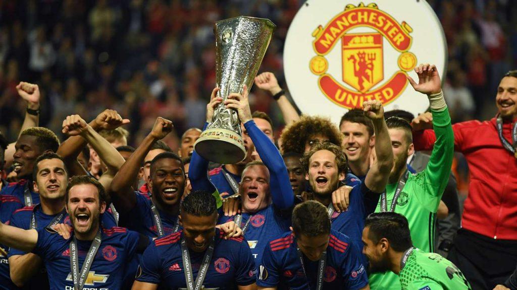 man utd europa league